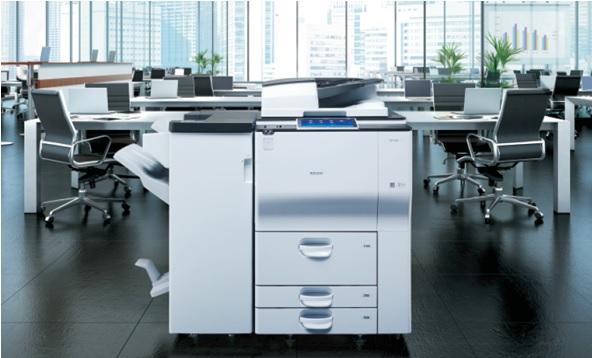 Nuevas impresoras multifunción inteligentes A3 blanco y negro de calidad profesional