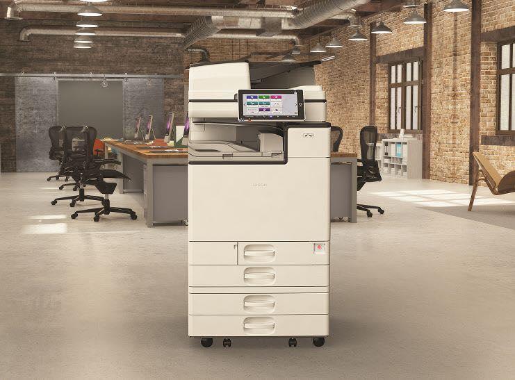 Nueva serie de impresoras multifunción inteligentes Ricoh IM C2000-6000
